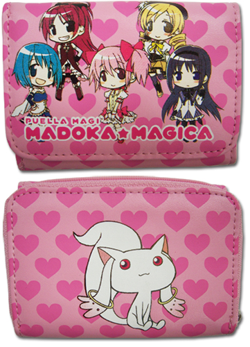 Madoka Magica Group Sd Wallet, an officially licensed product in our Madoka Magica Wallet & Coin Purse department.