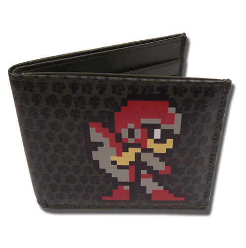 Megaman 10 Proto Man Wallet, an officially licensed product in our Mega Man Wallet & Coin Purse department.