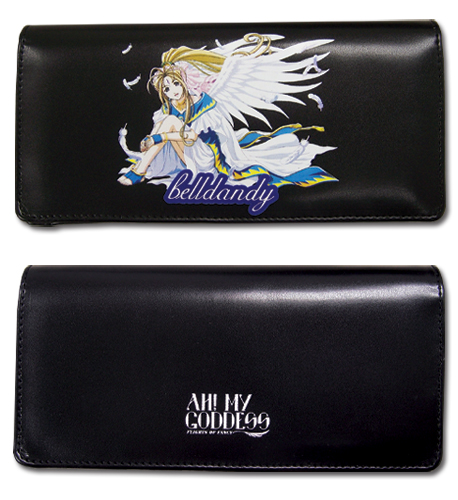 Ah! My Goddess Belldandy Wallet, an officially licensed Ah! My Goddess Wallet & Coin Purse