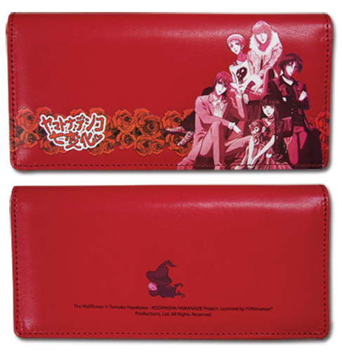 Wallflower Group Wallet, an officially licensed product in our Wallflower Wallet & Coin Purse department.