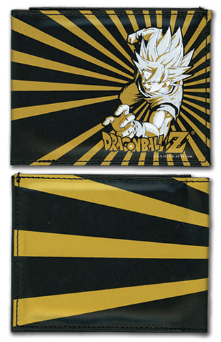 Dragon Ball Z Goku Wallet, an officially licensed product in our Dragon Ball Z Wallet & Coin Purse department.