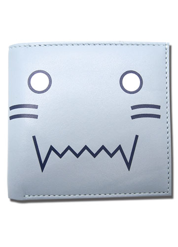 Full Metal Alchemist Brotherhood Al's Face Wallet, an officially licensed Full Metal Alchemist Wallet & Coin Purse