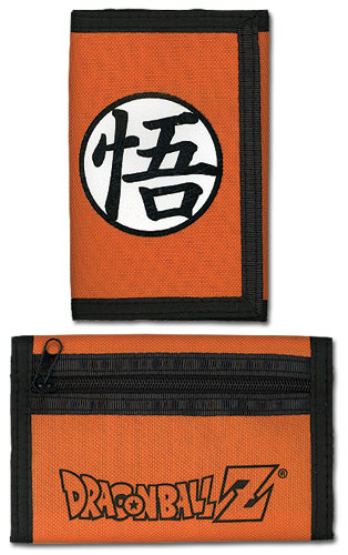 Dragon Ball Z Goku's Symbol Wallet, an officially licensed product in our Dragon Ball Z Wallet & Coin Purse department.