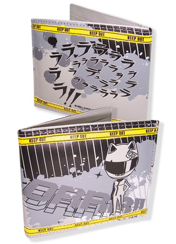 Durarara!! Celty Drrr!! Wallet, an officially licensed Durarara Wallet & Coin Purse