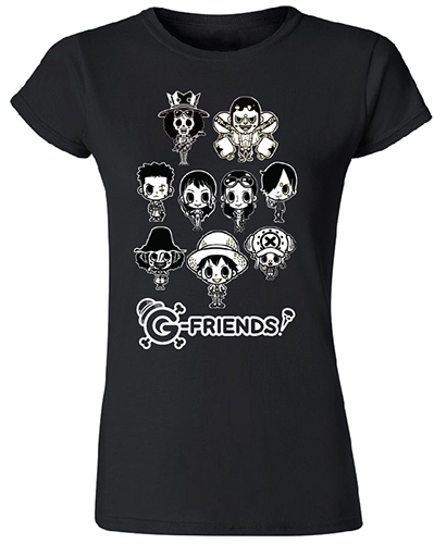 One Piece - Group Jrs T-Shirt XL, an officially licensed product in our One Piece T-Shirts department.