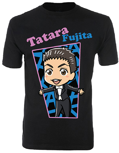 Welcome To The Ballroom - Tatara Men's Screen Print T-Shirt L, an officially licensed product in our Welcome To The Ballroom T-Shirts department.