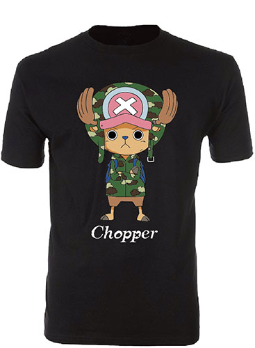 One Piece - Chopper Dr. Men's T-Shirt L officially licensed One Piece T-Shirts product at B.A. Toys.