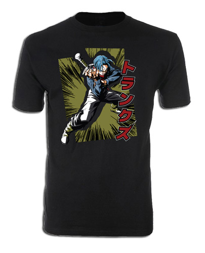 Dragon Ball Super - Future Trunks Shirt L, an officially licensed product in our Dragon Ball Super T-Shirts department.