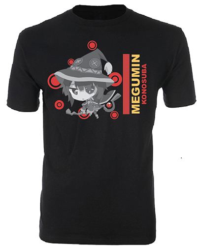 Konosuba - Megumin Men's T-Shirt L, an officially licensed product in our Konosuba T-Shirts department.
