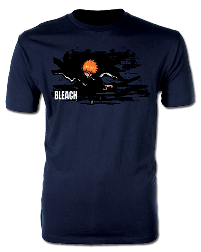 Bleach - Ichigo Men's T-Shirt L officially licensed Bleach T-Shirts product at B.A. Toys.