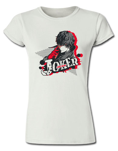 Persona 5 - Protagonist Jrs. T-Shirt L, an officially licensed product in our Persona T-Shirts department.