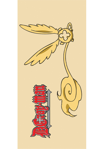 D Gray Man Timcanpy Towel, an officially licensed D Gray Man Towels
