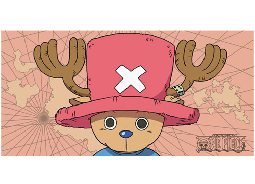 One Piece Chopper Towel officially licensed product at B.A. Toys.