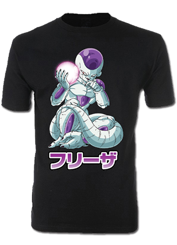 Dragon Ball Z - Frieza Men's T-Shirt L officially licensed Dragon Ball Z T-Shirts product at B.A. Toys.