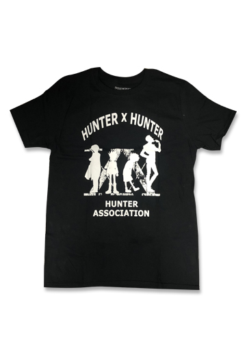 Hunter X Hunter - Hunter Association Men's T-Shirt L, an officially licensed product in our Hunter X Hunter T-Shirts department.