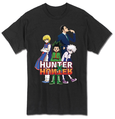 Hunter X Hunter - Key Visual Men's T-Shirt L, an officially licensed product in our Hunter X Hunter T-Shirts department.