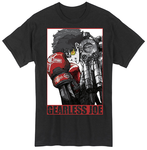 Megalobox - Gearless Joe T-Shirts L, an officially licensed product in our Megalobox T-Shirts department.