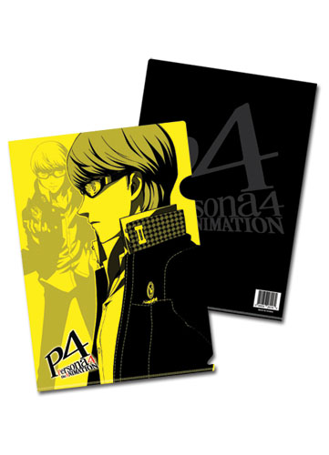 Persona 4 Yu File Folder, an officially licensed product in our Persona Binders & Folders department.