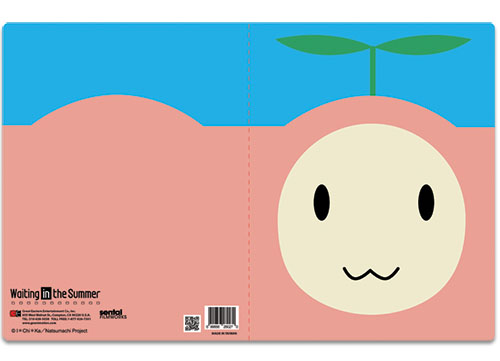 Waiting In The Summer Rinon Pocket File Folder, an officially licensed product in our Waiting In The Summer Stationery department.