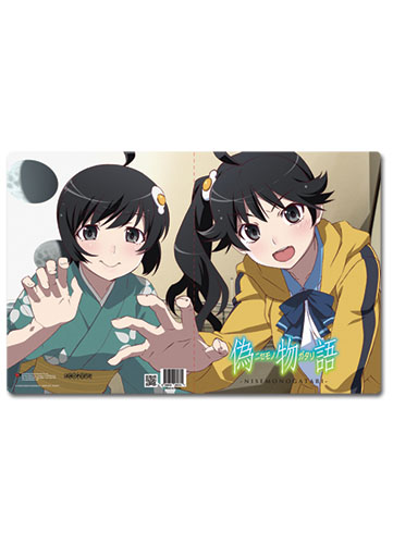 Nisemonogatari Fire Sister Pocket File Folder, an officially licensed product in our Nisemongatari Binders & Folders department.