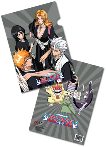 Bleach Group File Folder (5 Pcs/set), an officially licensed Bleach Binder/ Folder