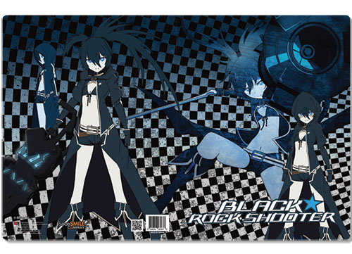 Black Rock Shooter Black Rock Shooter Pocket File Folder, an officially licensed product in our Black Rock Shooter Stationery department.
