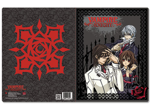 Vampire Knight Group Pocket File Folder, an officially licensed product in our Vampire Knight Stationery department.
