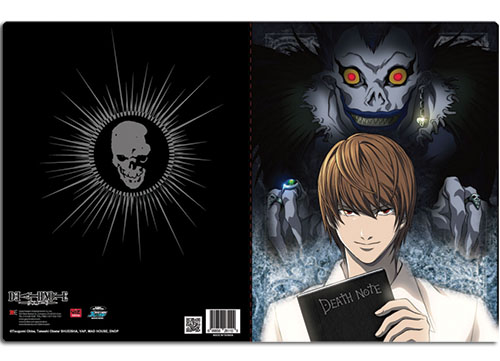 Death Note Group Pocket File Folder, an officially licensed product in our Death Note Stationery department.