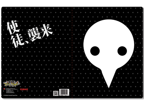 Evangelion Logo Shito Angel Pocket File Folder, an officially licensed Evangelion product at B.A. Toys.