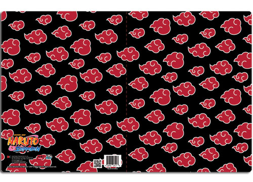 Naruto Shippuden Akatsuki Pocket File Folder, an officially licensed product in our Naruto Shippuden Binders & Folders department.