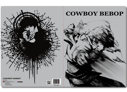 Cowboy Bebop Pocket File Folder, an officially licensed product in our Cowboy Bebop Binders & Folders department.