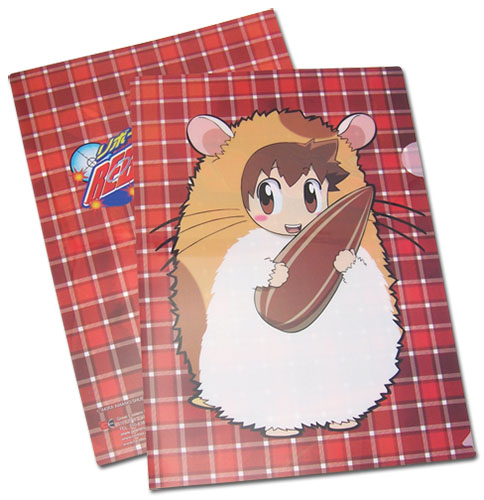 Reborn! - Tsuna Hamster Sd File Folder officially licensed Reborn! Stationery product at B.A. Toys.