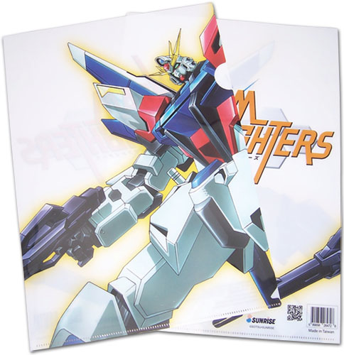Gundam Build Fighters - Build Strike File Folder (5Pcs/Pack), an officially licensed product in our Gundam Build Fighters Try Binders & Folders department.