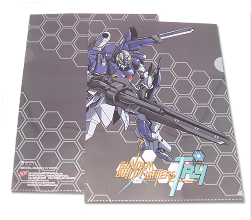 Gundam Build Fighters Try - Lighting Gundam File Folder (5Pcs/Pack), an officially licensed product in our Gundam Build Fighters Try Binders & Folders department.