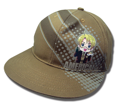 Hetalia America! Hat officially licensed product at B.A. Toys.