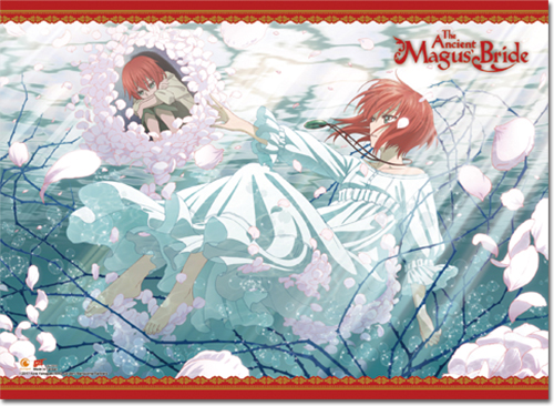 Ancient Magus Bride - Magazine Art Wall Scroll, an officially licensed The Ancient Magus Bride product at B.A. Toys.