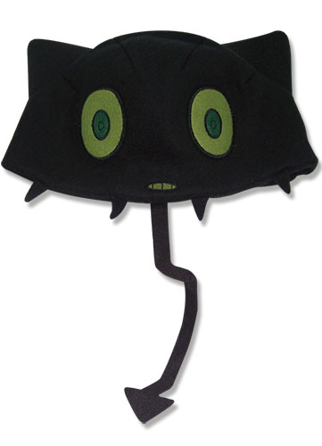 Blue Exorcist Coal Tar Fleece Cap, an officially licensed Blue Exorcist product at B.A. Toys.