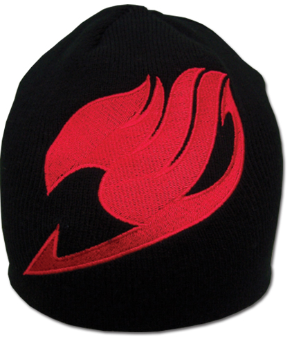 Fairy Tail Logo Beanie, an officially licensed product in our Fairy Tail Hats, Caps & Beanies department.