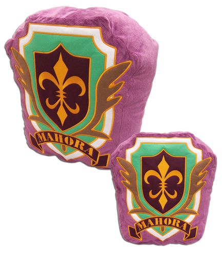 Negima Mahora Logo Pillow, an officially licensed product in our Negima Pillows department.