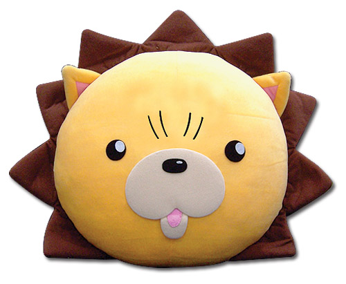 Bleach Kon Head Pillow, an officially licensed Bleach product at B.A. Toys.