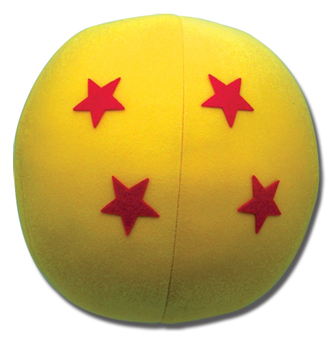 Dragon Ball Z #4 Plush Pillow, an officially licensed Dragon Ball Z Pillow