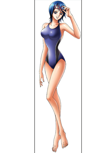 One Piece Tashigi Body Pillow, an officially licensed product in our One Piece Pillows department.