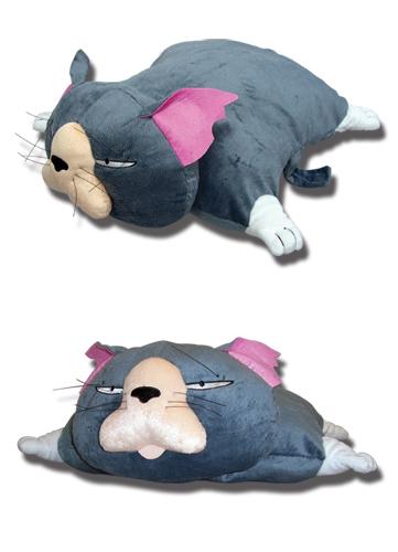 Flcl Fat Cat Pillow Cushion, an officially licensed FLCL Pillow
