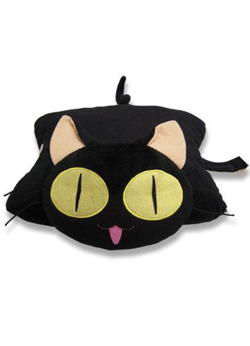 Trigun Kuroneko Pillow, an officially licensed product in our Trigun Pillows department.