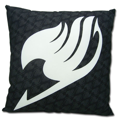 Fairy Tail Guild Pillow officially licensed product at B.A. Toys.