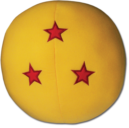 Dragon Ball Z # 3 Plush Pillow, an officially licensed product in our Dragon Ball Z Pillows department.