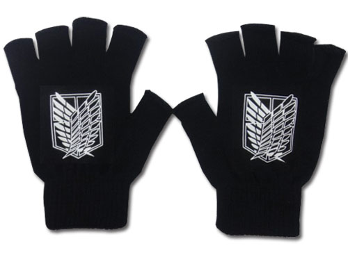 Attack On Titan - Scout Regiment Gloves, an officially licensed Attack On Titan product at B.A. Toys.