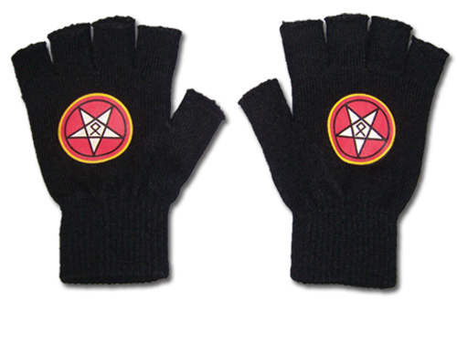 A Certain Magical Index - Rune Gloves, an officially licensed A Certain Magical Index Costume