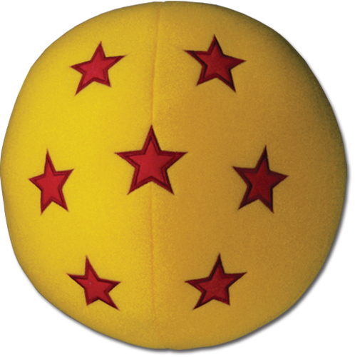 Dragon Ball Z # 7 Plush Pillow, an officially licensed Dragon Ball Z product at B.A. Toys.