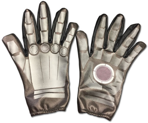 One Punch Man - Genos's Hand Gloves, an officially licensed product in our One-Punch Man Costumes & Accessories department.